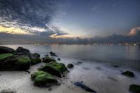 Sunrise at East Coast Beach 2