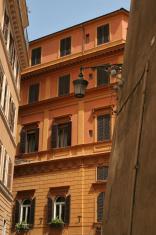 Strolling in Rome