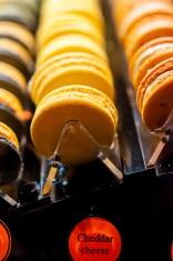 Cheddar Macaron