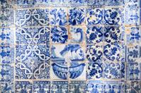 Old azulejos.