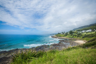 View of beach,sydney NSW