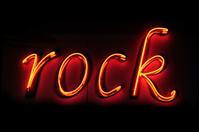 Neon light : Rock