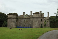 Schloss in der Bretagne