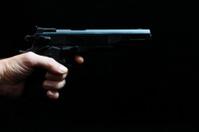 Gun and a Hand