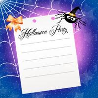 Spider of Halloween