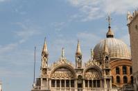 Saint Marks Basilica, Cathedral, Church Statues Mosaics Details