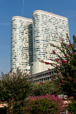 Towers of Defanse in Paris