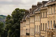 Bath, England Rows of Flats, Apartments, Row Homes