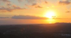 Menorca's sunset