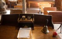 Old School Student Desks