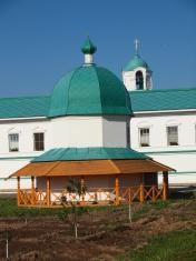 Monastery of the Holy Trinity Alexander Svirsky