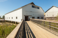 Walkway to the Cannery