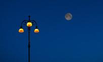 Lampione notturno