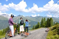Family Holiday Around Davos Kloster Switzerland