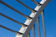Cable-stayed bridge details
