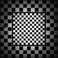 grunge tiled mosaic
