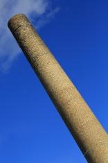 Pollution - tall chimney