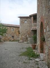 Vignoni, Italy