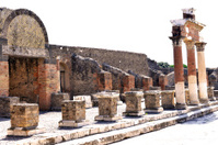 Pompeii,Naples, Italy