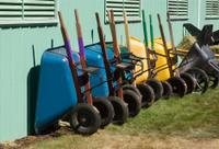 Multple Wheelbarrows