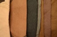 Brown Tone Fabric