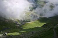Winding Mountain Road, Sinuous Way, Transfagarasan