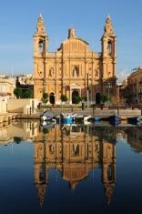 Msida, Malta.