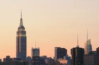 Midtown Manhattan dusk