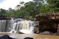 Tadton waterfall at Thailand