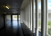 inside robben island prison