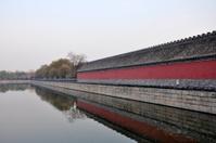 Forbidden City (boundary red wall)