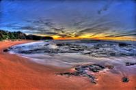 Turrimetta Beach at dawn