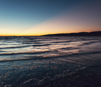 Glow Beyond the Horizon
