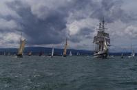 Tall ship race, Dublin regatta