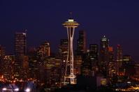 Seattle @ Night