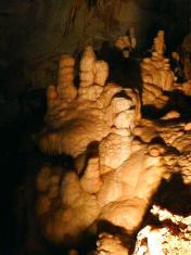 Cave in Dargilan, France
