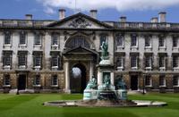 Cambridge University architecture,England