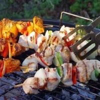 barbecue shashlik