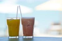 Fruit Drinks on the Beach