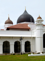 Mosque in Malaysia