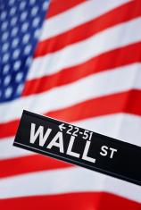 Wall Street New York, USA