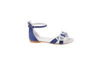 Blue Girl Shoe