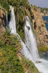 Waterfall Duden in Antalya