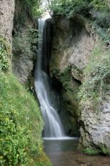 Dyserth Falls - Waterfall in Wales, UK