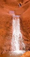 Small Waterfall, Waimea Canyon, Kauai