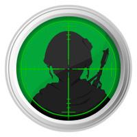 Cartoon Soldier With Gun Stock Vector Freeimages Com