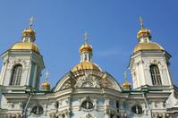 Saint Nicholas Cathedral, St Petersburg, Russia