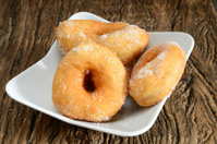 donut fried
