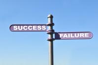 Success vs. failure