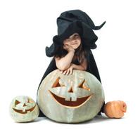 little witch wondered